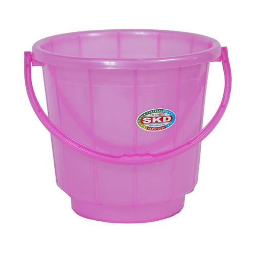 15 ltr Plain Bucket