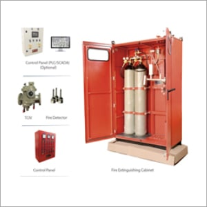 Nitrogen Injection Transformer Fire Protection Accessories