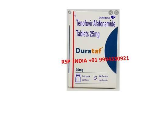 Durataf 25mg Tablets