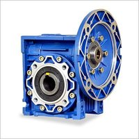 Worm Gearbox (Hollow Input Hollow Output)