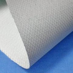 760grams grey silicone coated fiberglass fabric