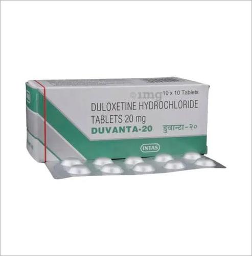 20 mg Duloxetine Hydrochloride Tablets
