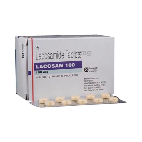 100 mg Lacosamide Tablets