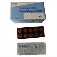 500 mg Carisoprodol Tablets