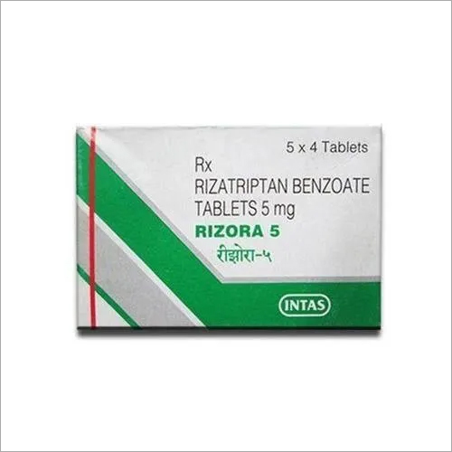 Rizatriptan Benzoate Tablets