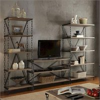 Wall Wrought Iron Rack