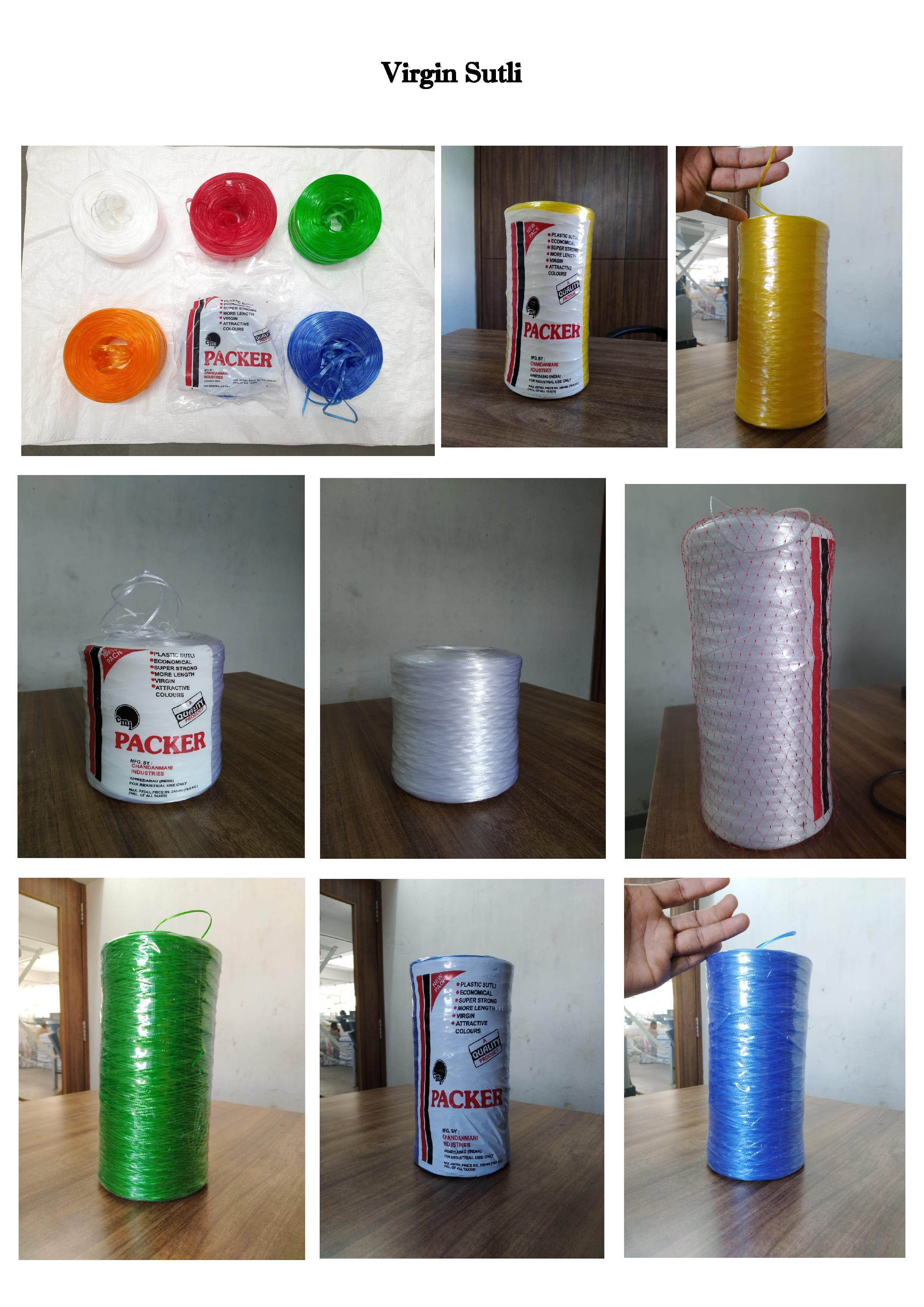 Plastic Sutli (Virgin Quality)