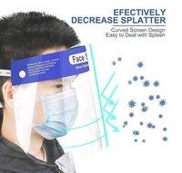 Fiber Glass Face Shield