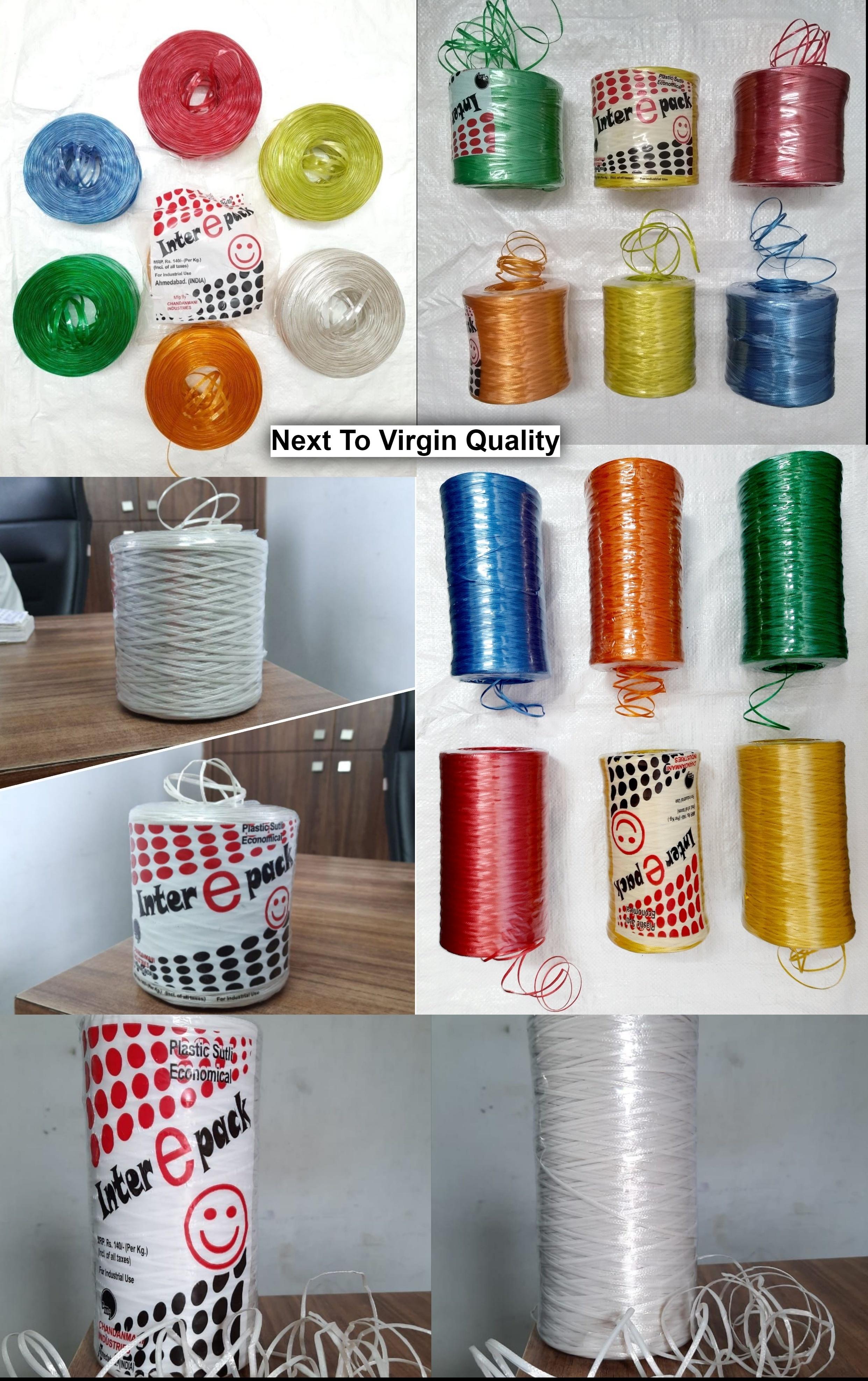Plastic Sutli (Next to Virgin Quality)
