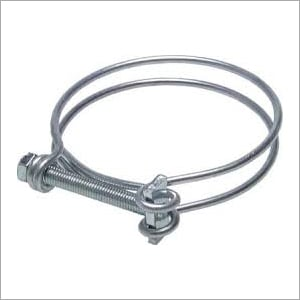 SS Wire Clamp