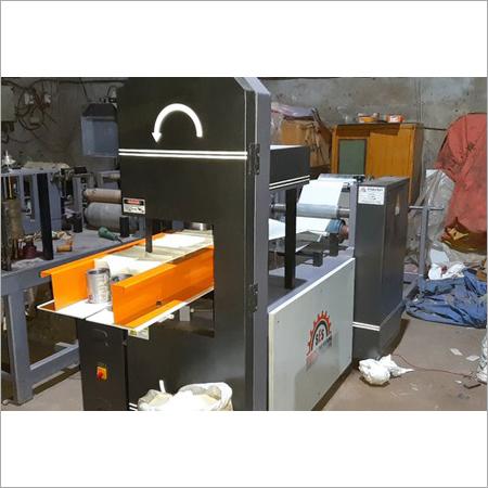 Automatic Napkin Making Machine