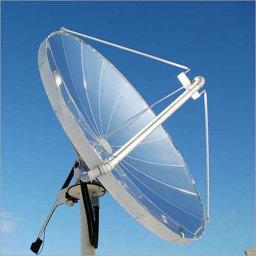 Large Solar Parabolic Concentrator