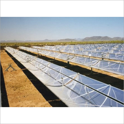 Solar Parabolic Trough Concentrator