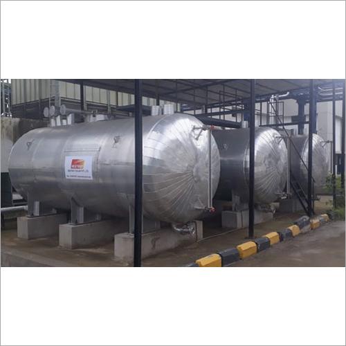 Solar Steel Tanks