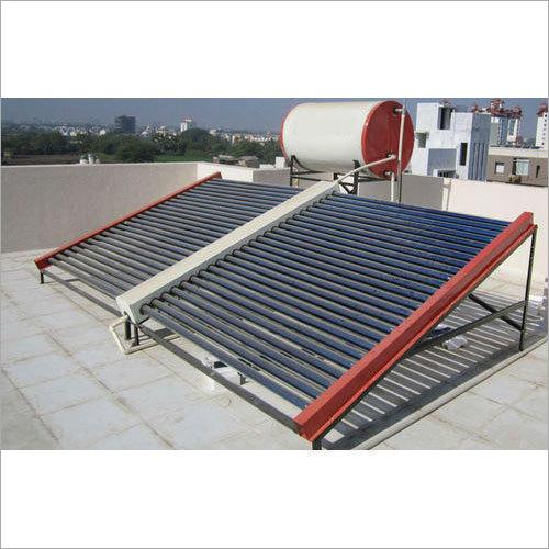 Manifold Solar Water Heater