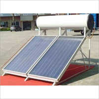 Solar Flat Plate Collector Water Heater