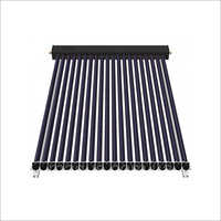 ETC Collector Solar Water Heater