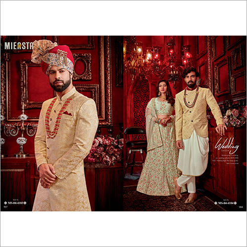 High Quality Sherwani Fabric
