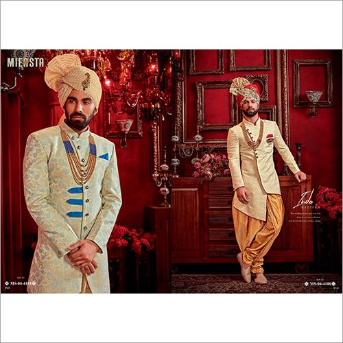 Indian Sherwani Fabric