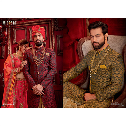 Royal Sherwani Fabric