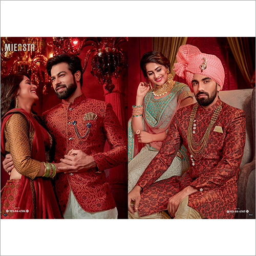 Wedding Sherwani Fabric