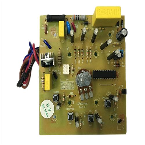 Agitator Control Panel