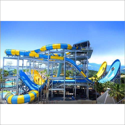 Tube water slide