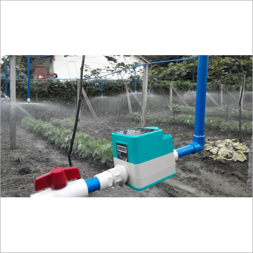 Water Controller Plant For Solar Energy