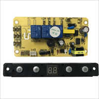 Smoke Lampblack Machine Controller