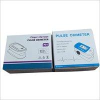 Finger Clip Type Pulse Oximeter