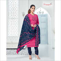 Stylish Churidar Suit