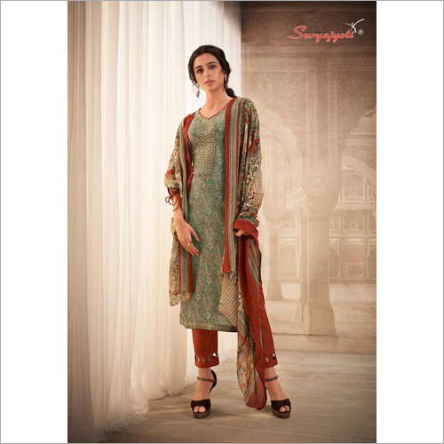 Indian Ladies Designer Pant Suit At Price 550 Inr Piece In Surat Id C6254460