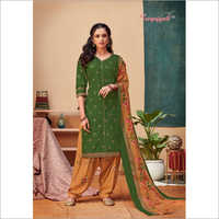 Fancy Printed Salwar Suit