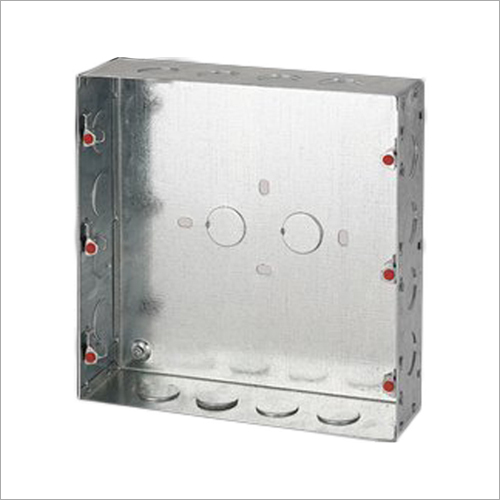 Gi Metal Concealed Box