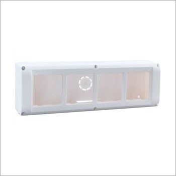 Pvc Open Surface Modular Box