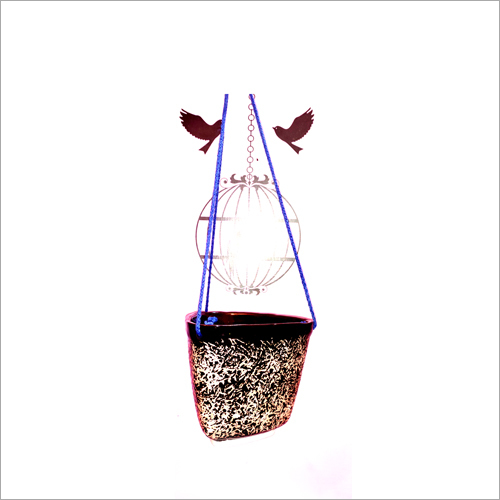 Ceramic Hanging Flower Pot