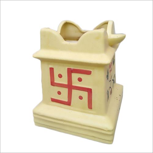 Ceramic Tulsi Pot