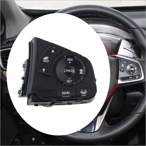 Automotive Steering Wheel Audio Switch