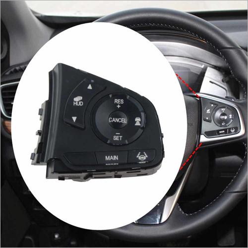 Automotive Steering Wheel Audio Switch