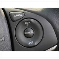 Automotive Steering Wheel Auto Cruise Switch