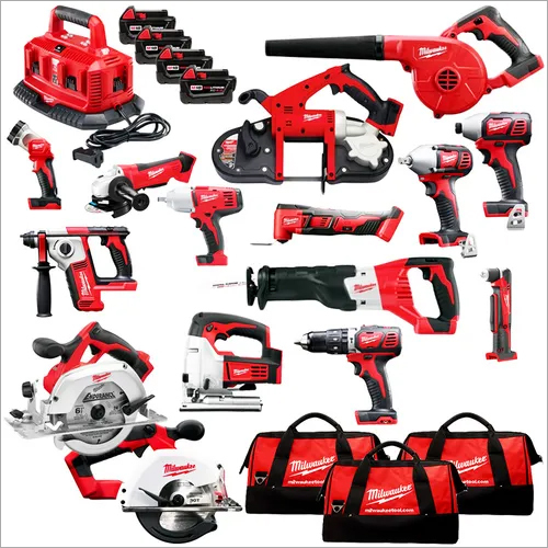 Milwaukee M18 18-Volt Lithium-Ion Cordless Combo Tool Kit (15-Tool)