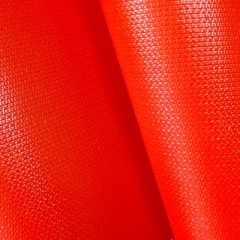 580grams Red Silicone Coated Fiberglass Fabric