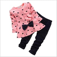 Girls Pant And Top