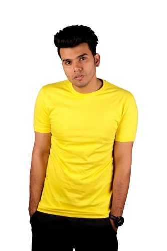 Mens 180 Gsm Cotton T-shirt