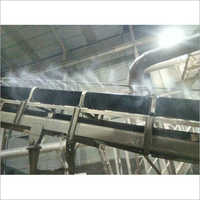 Conveyor Dust Suppression System