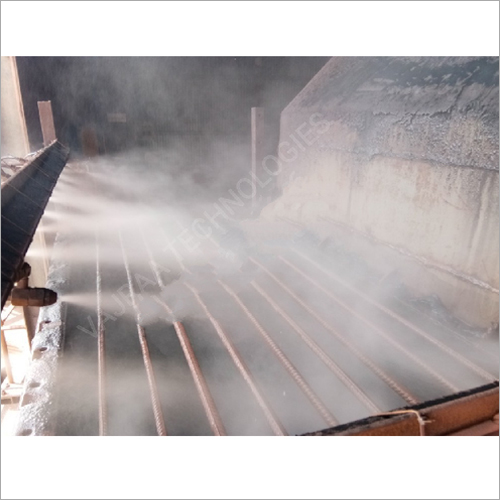 Dry Fog Dust Suppression System