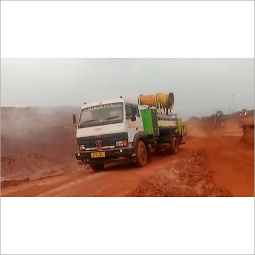 Fully Automatic Truck Mounted Mist Cannon
