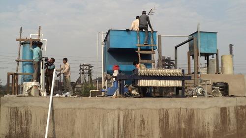 ETP or effluent treatment plant
