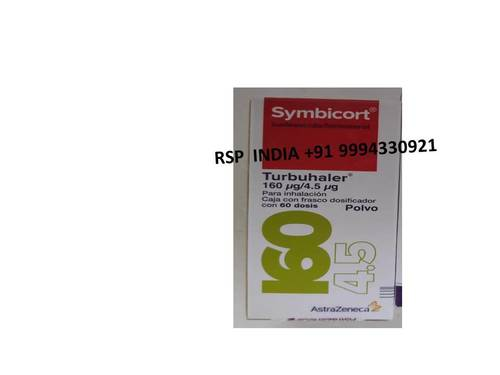 Symbicort 160-4.5 Turbuhaler