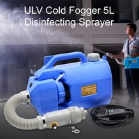 Disinfectant Sprayer / Ulv Fogger 5l